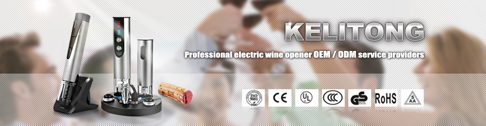 Kelitong professional electric wine opener OEM/ODM service providers