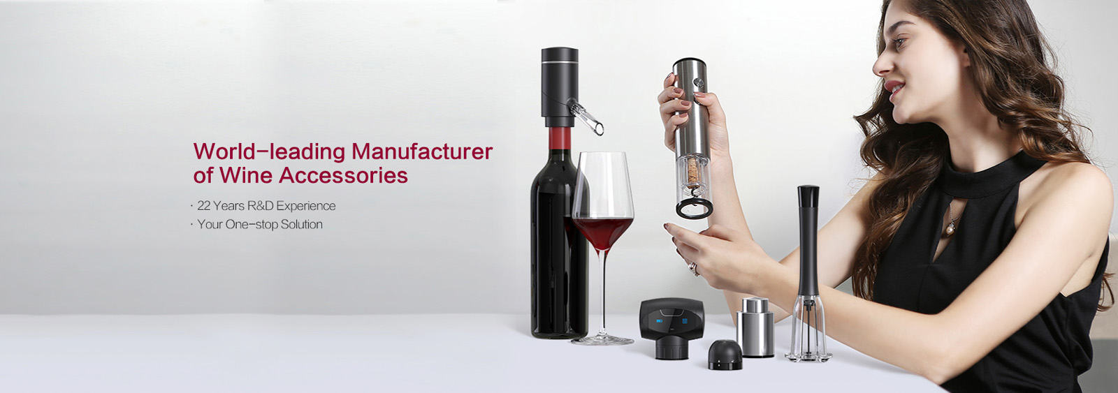 KLT - World-leading Manufacturer of Electric Wine Opener and Wine Accessories
