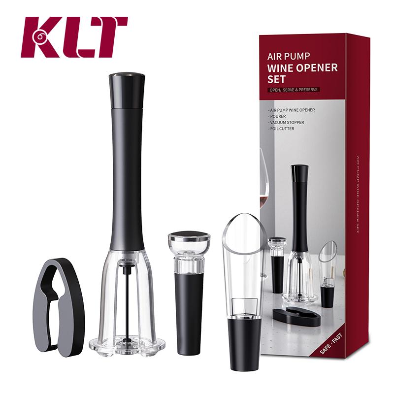 Air Pump Wine Opener Set SGS-KH1-001901
