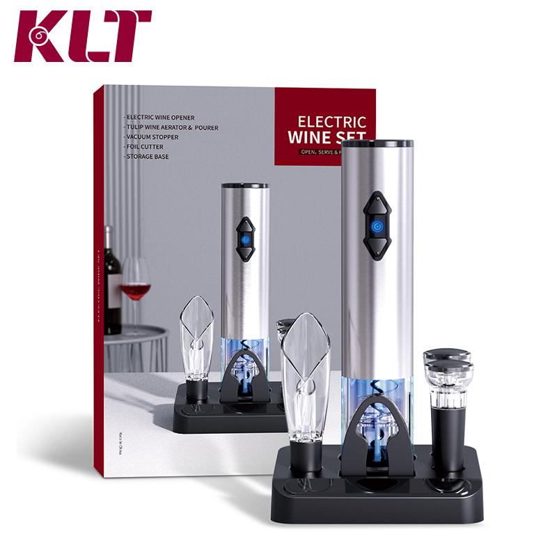 Electric Wine Set BGS-KB1-601807A